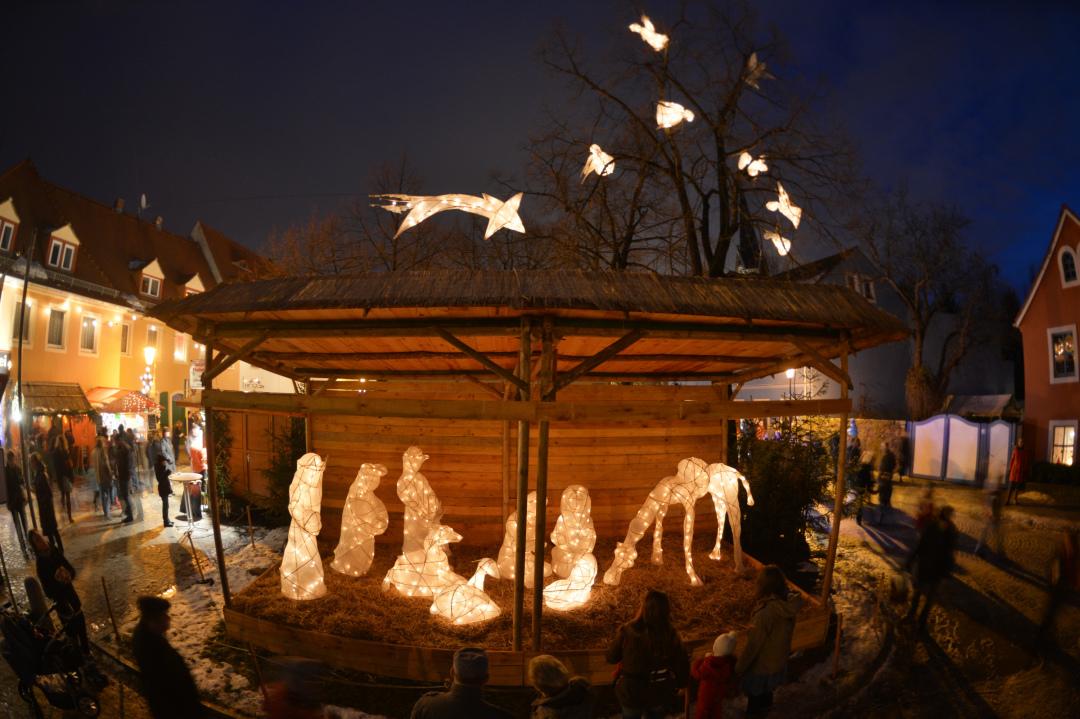 Weihnachtsmarkt Waren 2019.Weihnachtsmarkt In Altkötzschenbroda