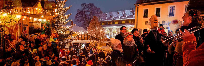 Weihnachtsmarkt Kalender 2019.Weihnachtsmarkt In Altkötzschenbroda